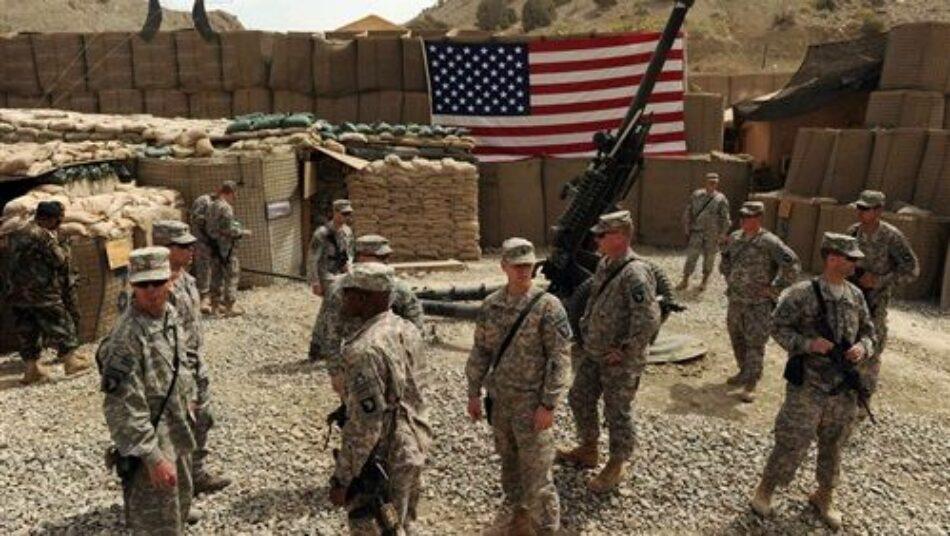 Turquía: EEUU ha creado una base militar en territorio kurdo en Siria