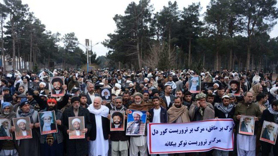 El EI promueve un genocidio de musulmanes shiíes en Afganistán