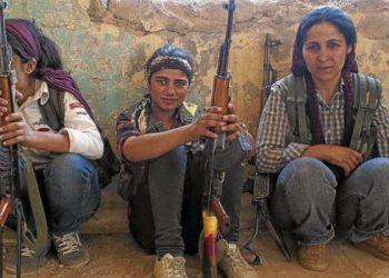 Mujeres kurdas: musulmanas, feministas y guerrilleras