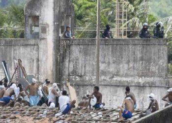 En Brasil mueren nueve presos por día