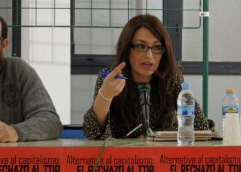 Sol Sánchez elegida coportavoz de IU Madrid