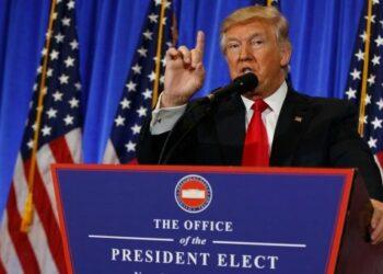 Trump no planea levantar las sanciones a Rusia a corto plazo
