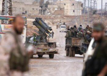 Al-Bab, feudo de Daesh en Alepo, asediado por completo