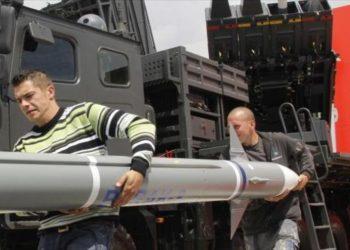 La India aprueba presupuesto para comprar misiles de Israel