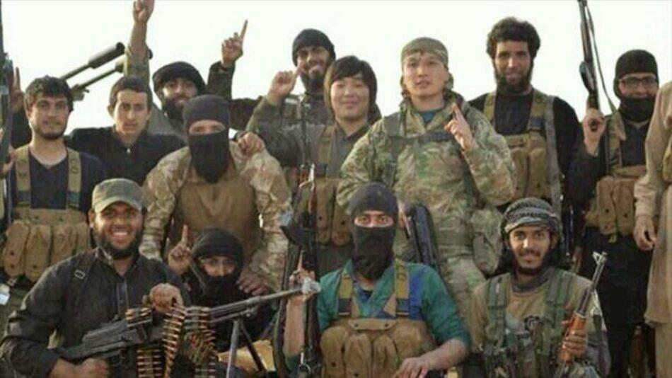 'Hasta 5000 chinos combaten en las filas terroristas en Siria'