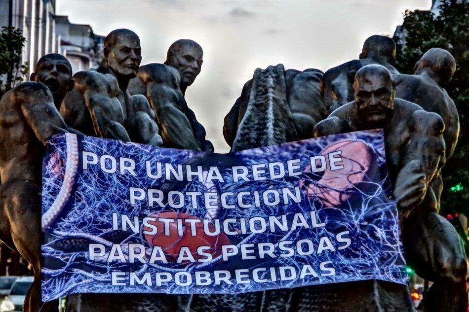 A Xunta desoe ao xulgado e segue a impedir que beneficiarias da RISGA compartan vivenda