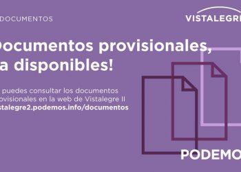 El Equipo Técnico de Vistalegre II alcanza un acuerdo con respecto a la Comisión de Garantías Democráticas