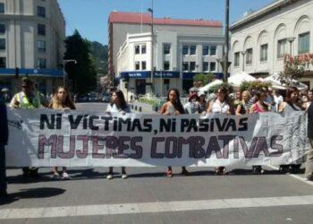 Chile: marchan en Concepción contra violencia de género. Reclaman por jóven asesinada