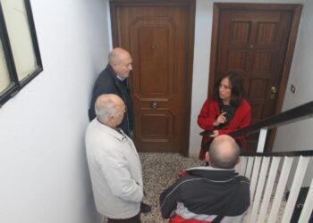 Participa Sevilla alerta de la inacción del ayuntamiento ante el desahucio de Antonia durante los últimos meses