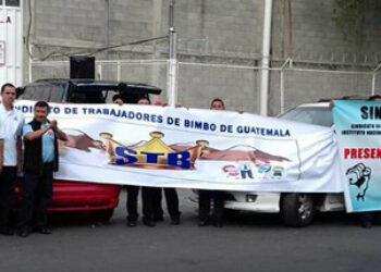 Guatemala: despidos masivos en BIMBO