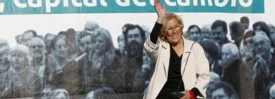 Organizaciones de CeAqua denuncian la negativa del Ayuntamiento de Madrid a investigar y juzgar los crímenes internacionales cometidos durante la dictadura franquista en dicha localidad
