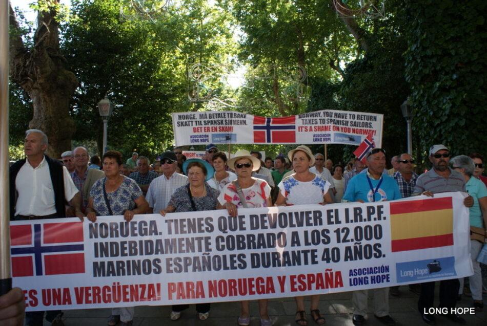 La senadora gallega Vanessa Angustia preguntará al Gobierno por la situación de los 12.000 pescadores representados por la asociación 'Long Hope'