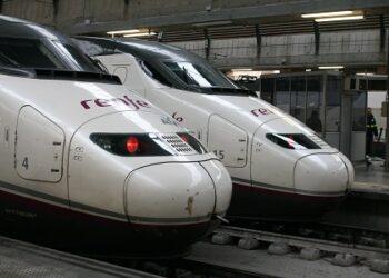 La plantilla de servicios ferroviarios a bordo en huelga desde el día 26 de febrero hasta el 5 de marzo