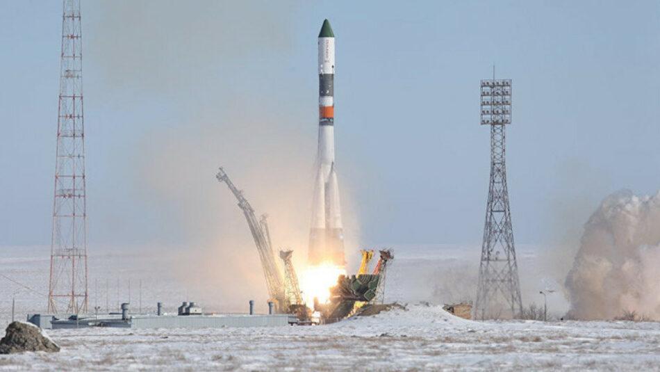 La nave espacial rusa Progress MS despega rumbo a la EEI