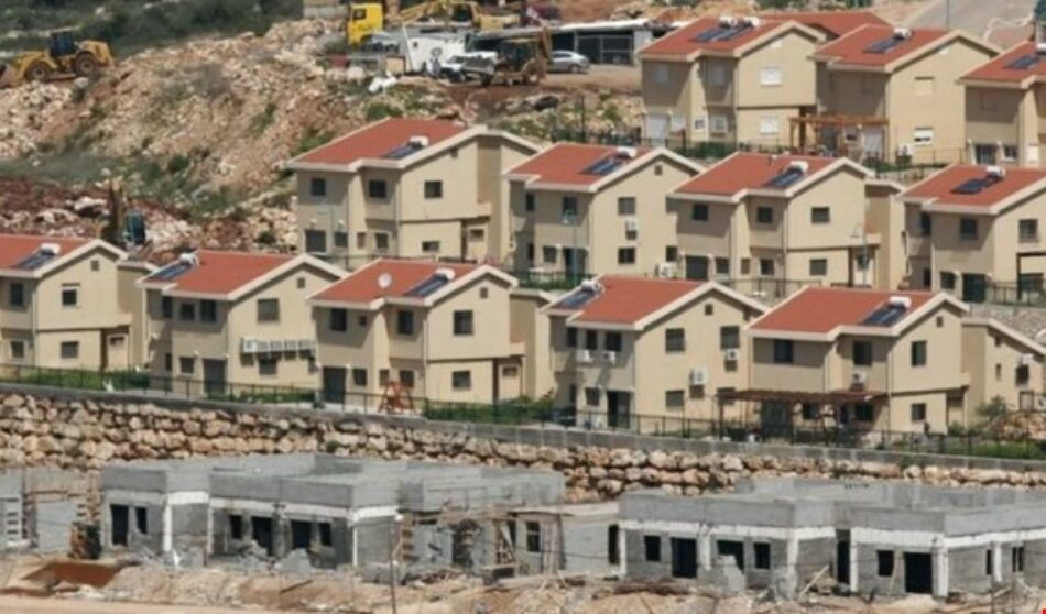 Trump: La construcción de asentamientos judíos en suelo palestino no es bueno para la paz
