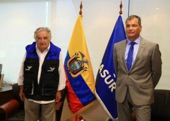 Postulan a Mujica y Correa como embajadores del Banco del Sur