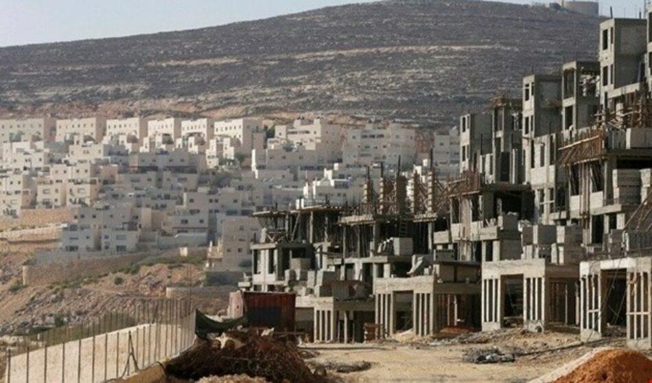 Israel legaliza el robo de la tierra palestina