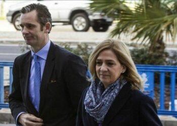 Absuelven a infanta Cristina por caso Noos; Urdangarín es condenado a prisión
