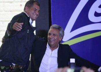 Resultados preliminares de Ecuador dan la ventaja a Lenín Moreno