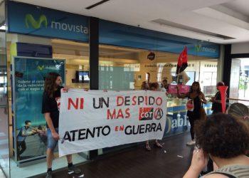 La Audiencia Nacional anula los cambios de turno a más de 1008 trabajadores y trabajadoras en Atento Teleservicios España S.A.