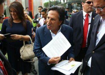 Perú: Fiscalía pide prisión preventiva por 18 meses para el ex presidente Toledo por corrupto
