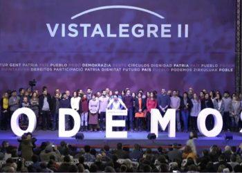 Iglesias: «Podemos tiene que ser un instrumento de las mayorías sociales para cambiar las cosas»