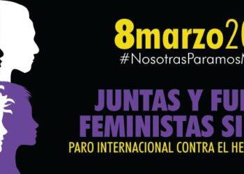 8 de marzo: paro internacional contra el heteropatriarcado, #NosotrasParamosMadrid