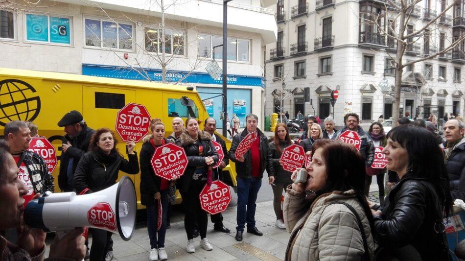 La entidad Cajamar incumple sus compromisos con dos familias