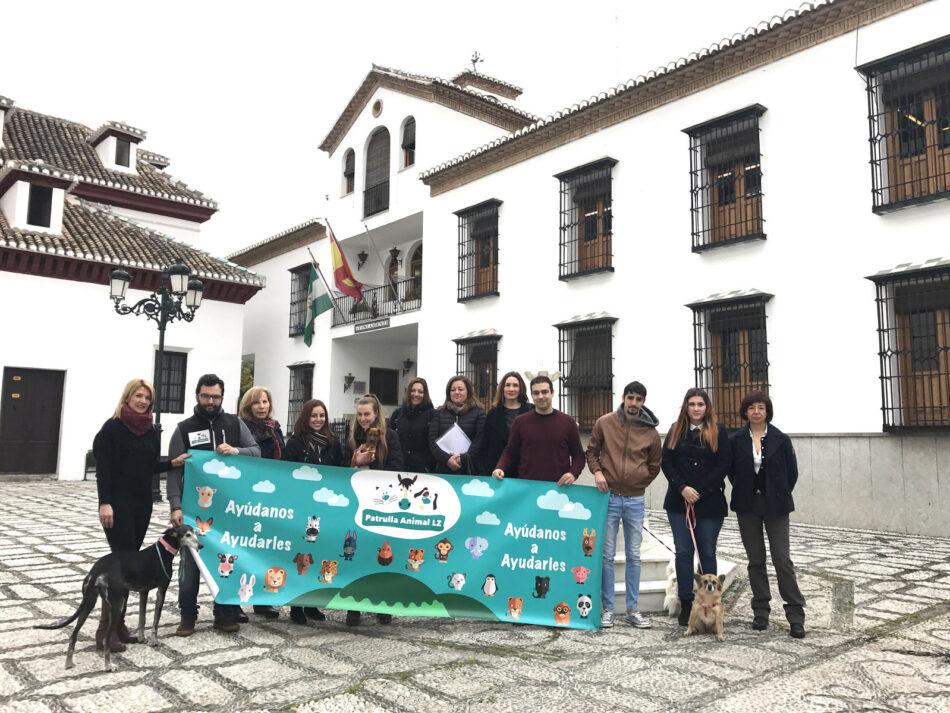 El Ayuntamiento de La Zubia pone en marcha la primera campaña de castración de animales callejeros en el municipio