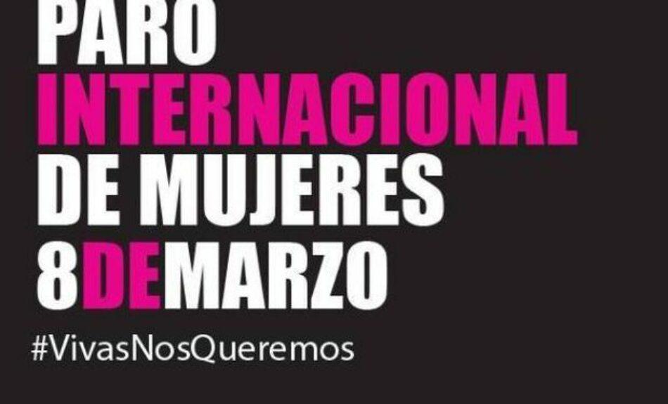 Argentina: Hacia el Paro Mundial de Mujeres