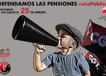 Bloque combativo y Marchas de la Dignidad: «Volvemos a las calles» el 25 (y 28 de febrero en Andalucía)