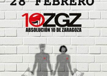 Segundo aniversario de las detenciones tras el concierto nazi del MSR en Las Fuentes