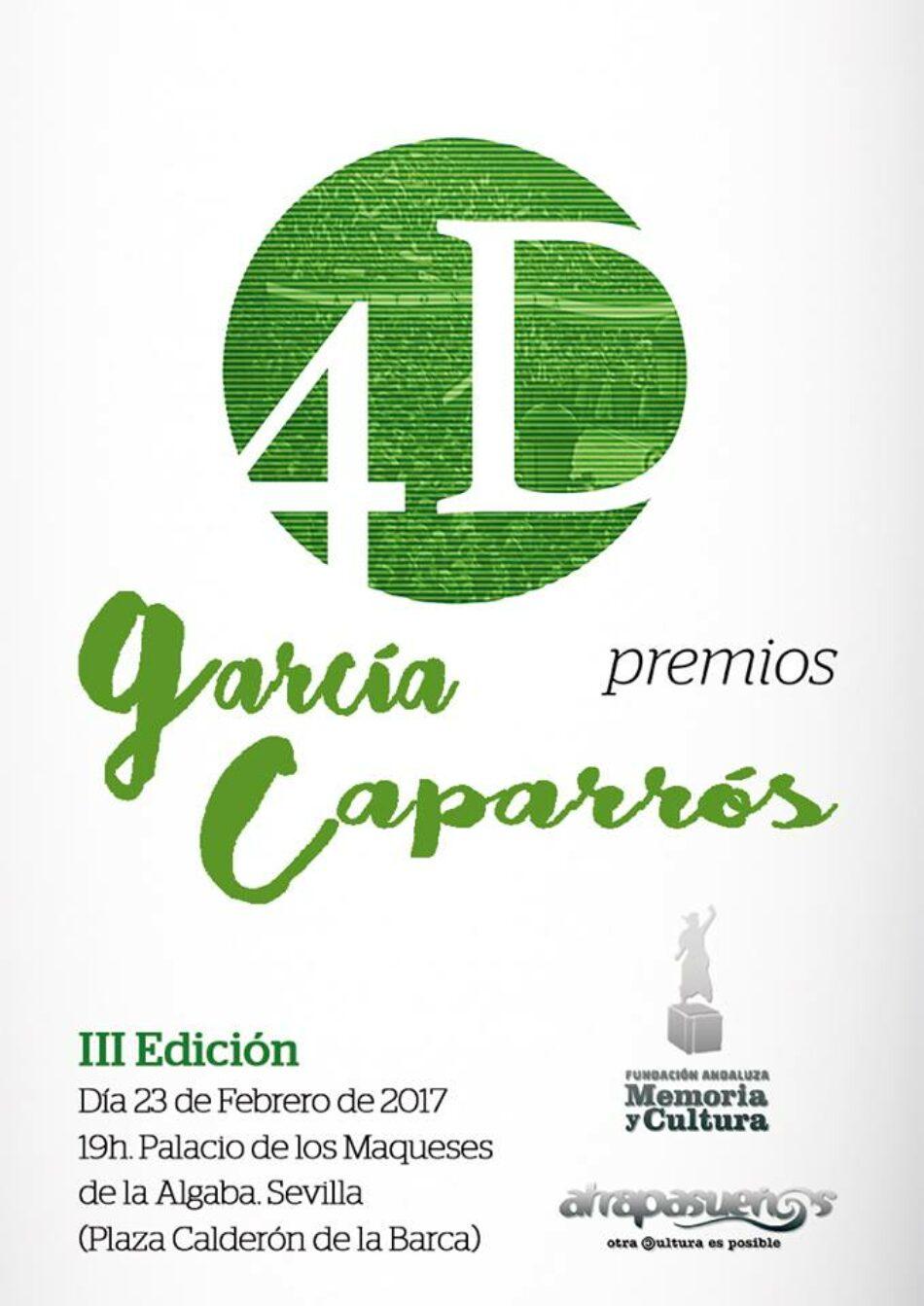 La familia García Caparrós lleva al Parlamento Andaluz la propuesta de reparación y justicia para su caso