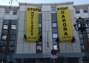 Greenpeace lamenta el servilismo del presidente del CSN hacia los intereses de las eléctricas e industria nuclear