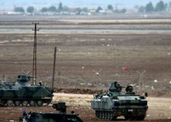 Nuevos choques entre el Ejército turco y la milicia kurda en Siria