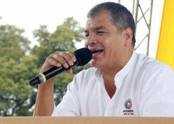 AP ganará balotaje por dos millones de votos, afirma Correa