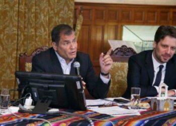 """Ecuador: Habrá segunda vuelta el 2 de abril. Correa: """"Los volveremos a derrotar"""""""