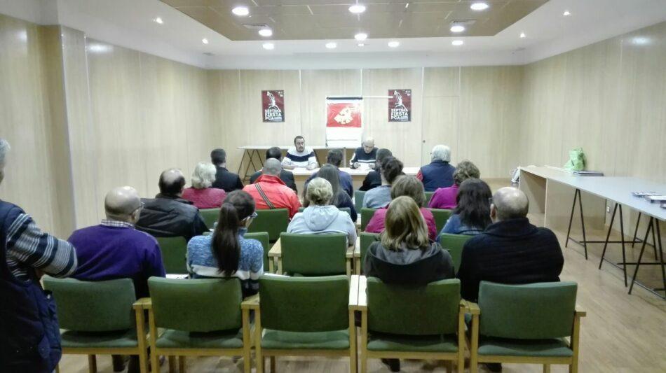 El PCA de Cuevas del Almanzora organiza un taller sobre cláusulas suelo y abusos bancarios