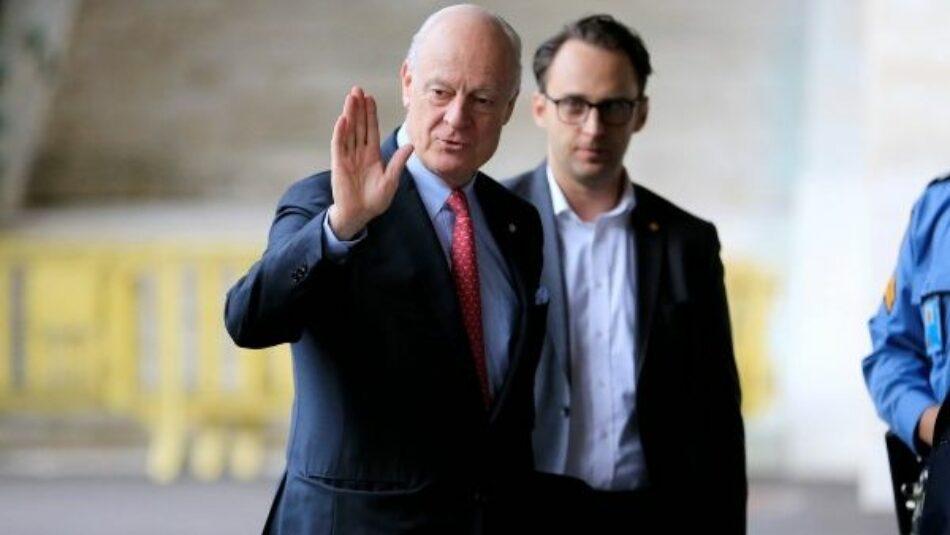 ONU exhorta a Gobierno y oposición armada siria a sellar la paz en Ginebra