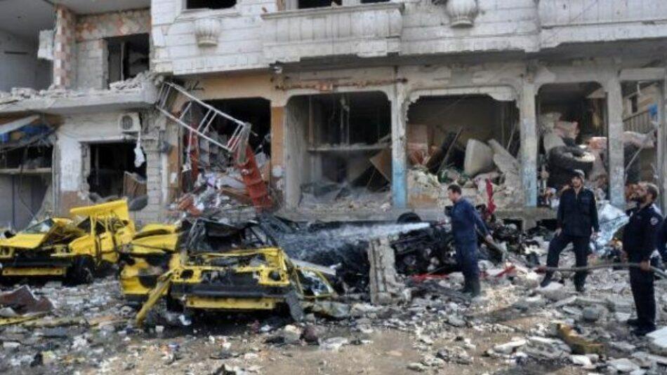 Más de 40 muertos y numerosos heridos en atentados en Siria