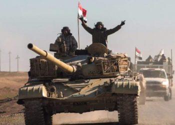 Iraq: El asalto para liberar el oeste de Mosul
