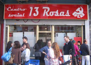 IU Alcalá de Henares pide al Ayuntamiento una alternativa al desalojo del local de la RSP y la PAH