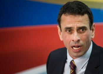Denuncian al opositor venezolano Capriles por caso Odebrecht
