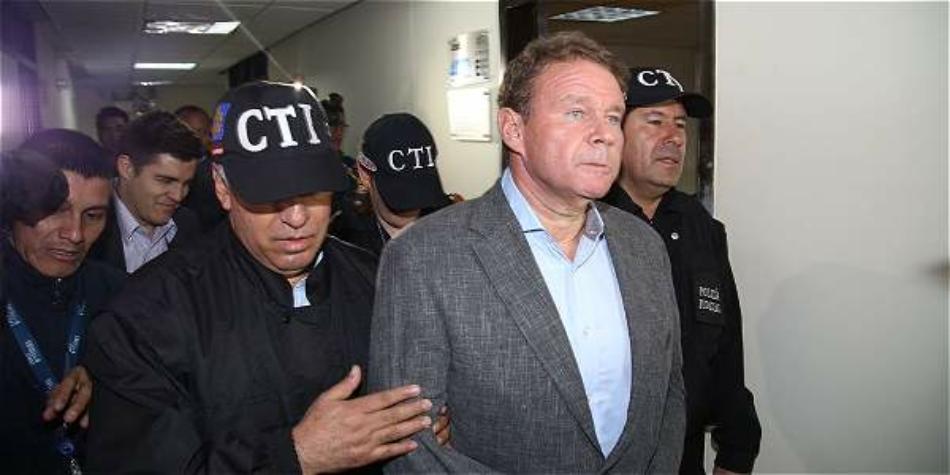 Congelan 687 bienes de Otto Bula en Colombia por caso Odebrecht