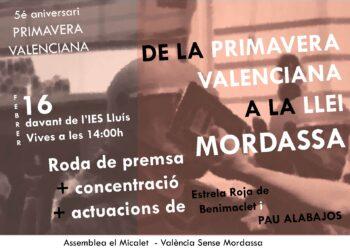 5é aniversari de la Primavera València