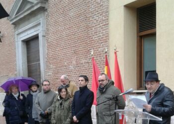 Finalización de los actos en honor y memoria de Melchor Rodríguez en Alcalá de Henares