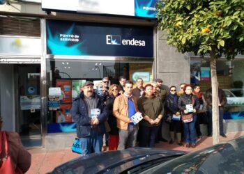 José Luis Centella: «Los suministros básicos, como la luz, deben ser un derecho no un negocio»