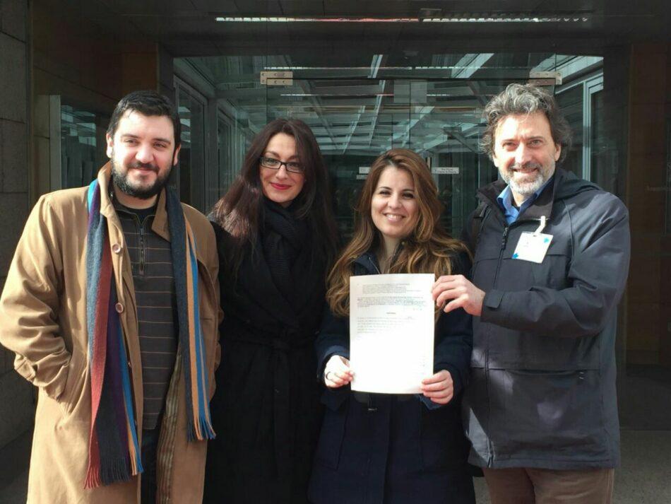 IU Madrid sobre la candidatura de Errejón: «Nos veremos en las primarias»