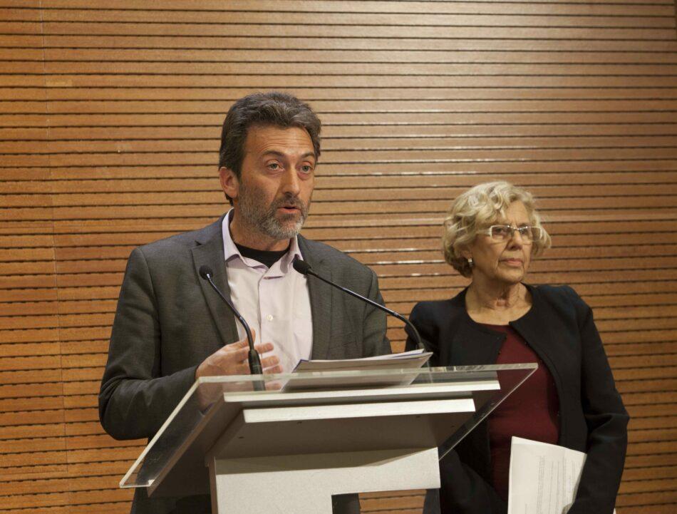 Madrid, primera capital europea con un Plan de Derechos Humanos
