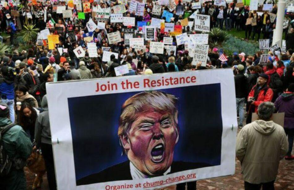 Orden masiva de expulsión de inmigrantes prepara Trump
